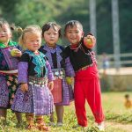 Ethnic Children in Son La