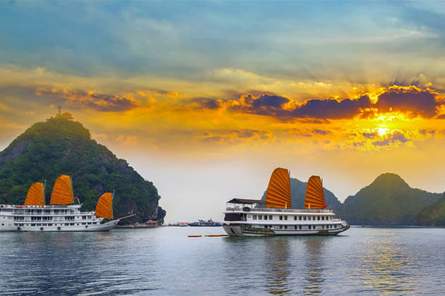Halong Bay Cruise - Explore Vietnam and Cambodia