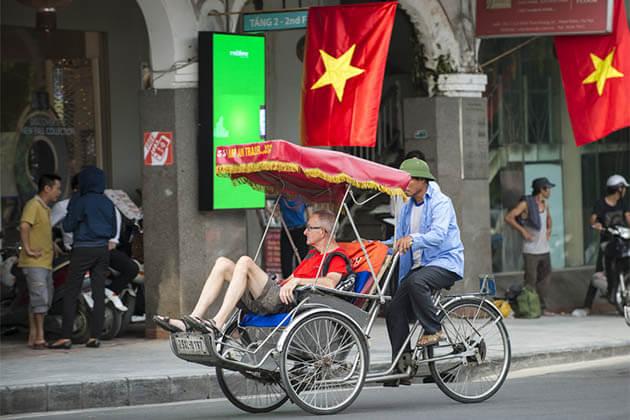Hanoi Cyclo Tour Vietnam Cambodia Trips