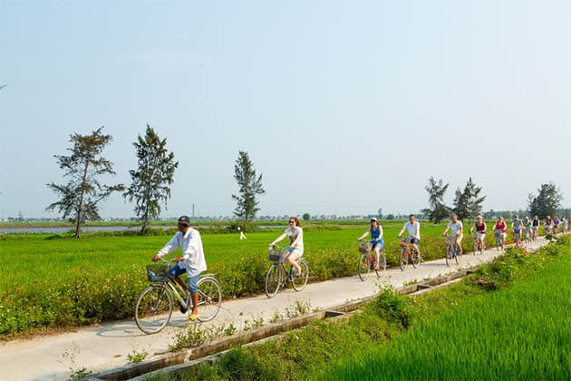 Hoi An Farm and Eco Tour Vietnam Cambodia 27 Day Trip