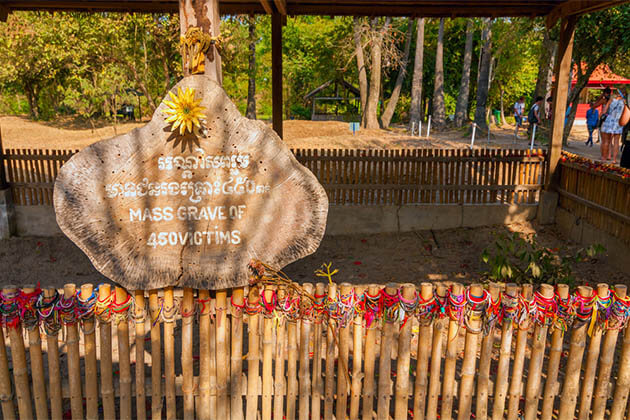 Killing Field Phnom Penh - Vietnam Cambodia 27 Day Tour