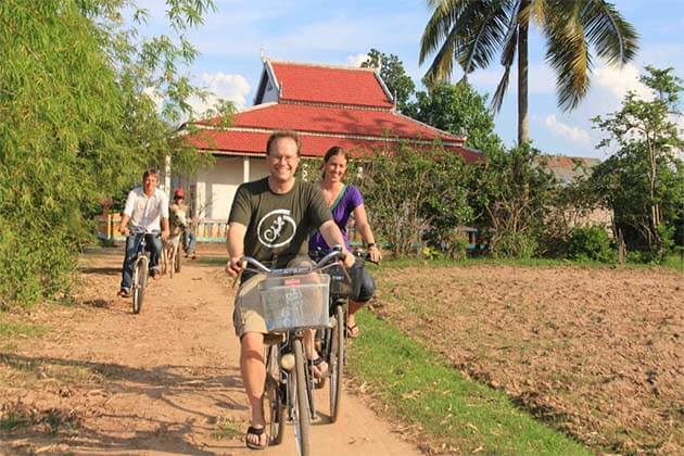 Koh Trong Island Biking Tour - 20 Day Indochina Travel