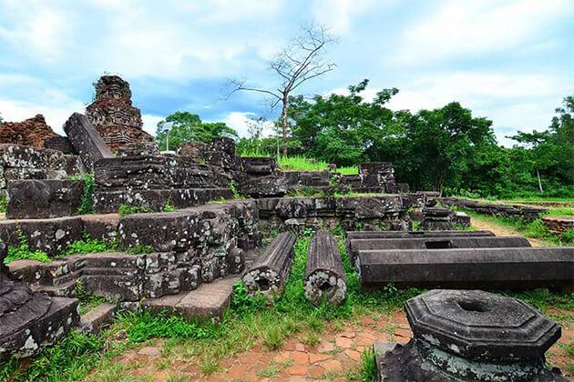 My Son Holy Land Indochina Tour Itinerary 26 Days