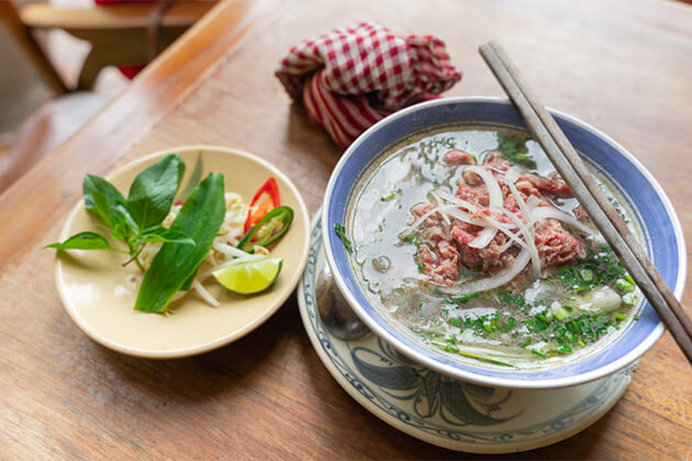 Pho Hanoi - Treasure of Indochina 26 Days