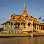 Royal Palace Phnom Penh Vietnam Cambodia Vacation