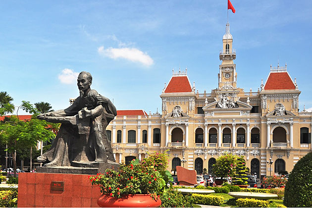 Tourists Can Explore Ho Chi Minh City by QR Codes