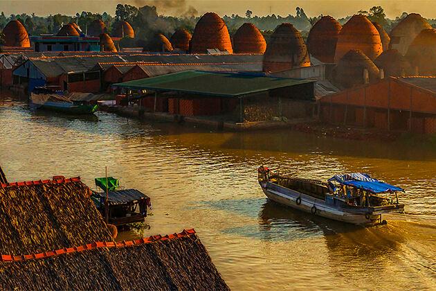 Vinh Long - 26 Days in Vietnam Cambodia Laos