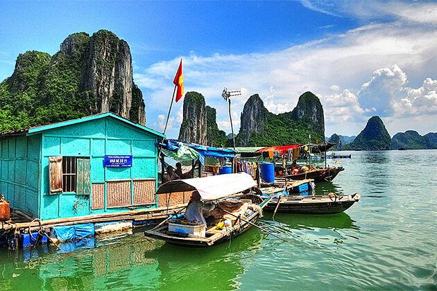 Vung Vieng Fishing Village Indochina Trips