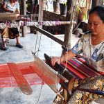 Weaving village of Ban Xiengthong