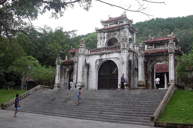 Vietnamese Traditional Architecture throughout History