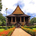 explore Wat Prakeo in Cam Laos tour