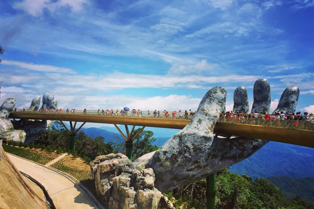 An Essential Guide to Golden Bridge in Danang, Vietnam