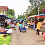 morning market luang prabang indochina tours