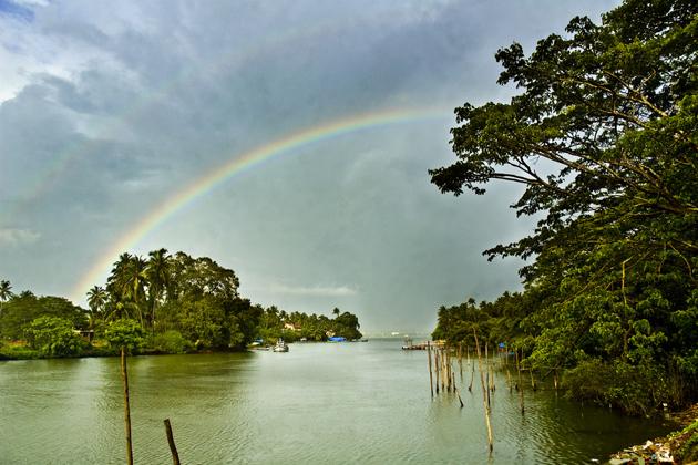 southeast asia in rainy season