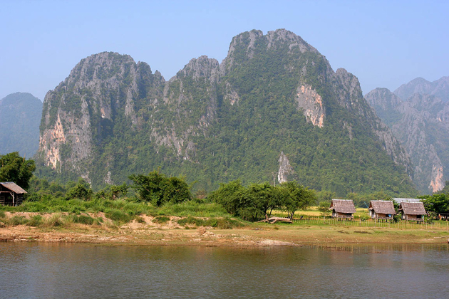 Vang Vieng - Cambodia Laos Mekong River Tour Package