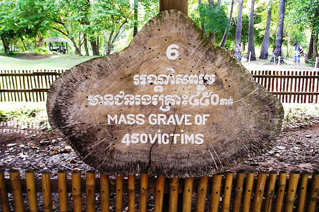 Killing Fields vietnam and cambodia tour