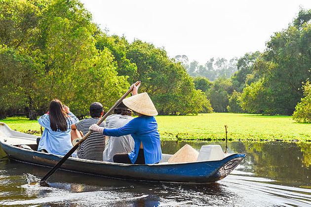 Tra Su Cajuput Forest - 26 Day Itinerary in Vietnam & Cambodia