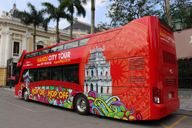 bus in vietnam southeast asia tours