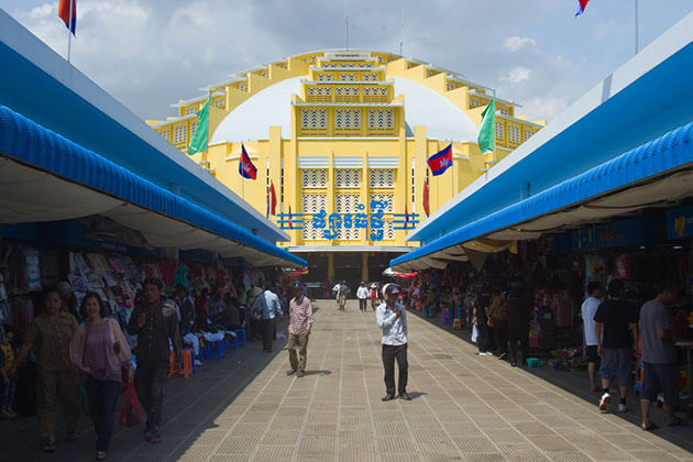 central market phnom penh best thing to do in indochina tours