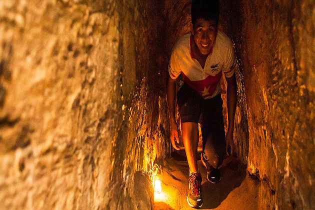 19 Days in Cambodia & Vietnam – Cu Chi Tunnels