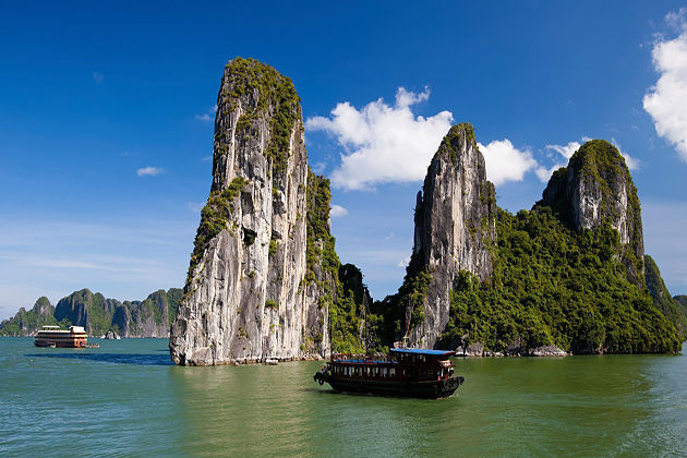 Halong Bay Vietnam & Cambodia Tour