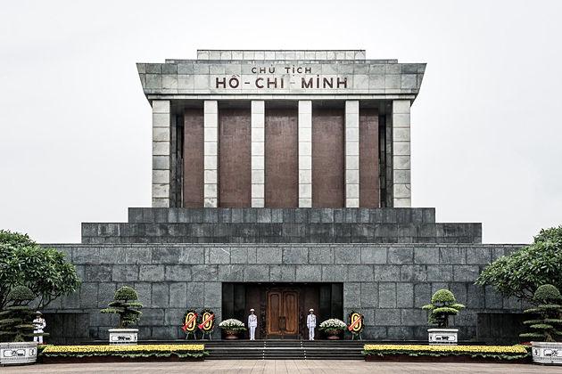 Undimmed Vietnam Cambodia Tour 26 Days - Ho Chi Minh Mausoleum