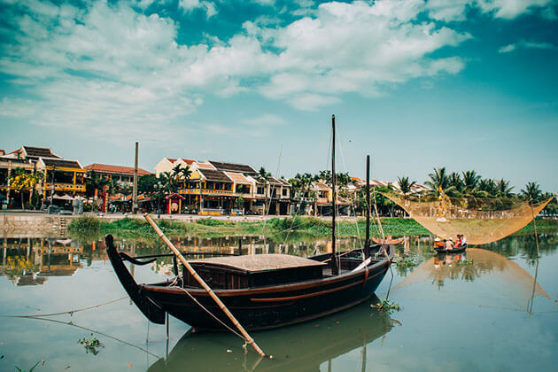 hoian ancient town indochina tours