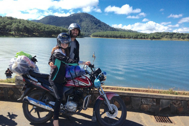 ride motorbike in vietnam southeast asia tours