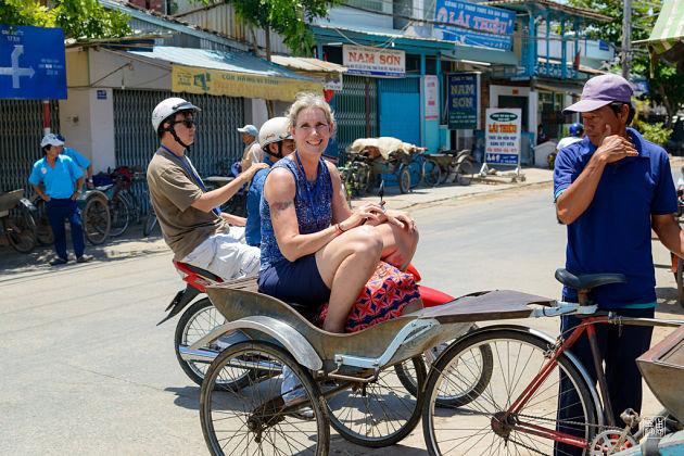 Tan Chau An Giang Vietnam