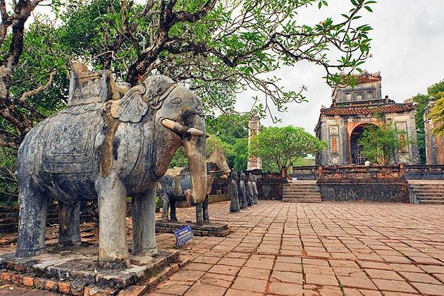 Vietnam Cambodia 26 Day Tour - Tu Duc Tomb