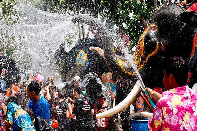 Top 4 Fascinating Water Festivals in Southeast Asia