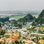 Marble mountain in danang