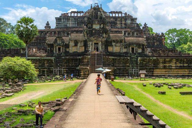 Spirit of Vietnam and Cambodia Tour - Angkor Wat Temple