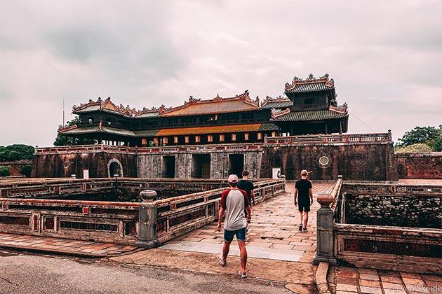 Spirit of Vietnam and Cambodia Tour - Hue City