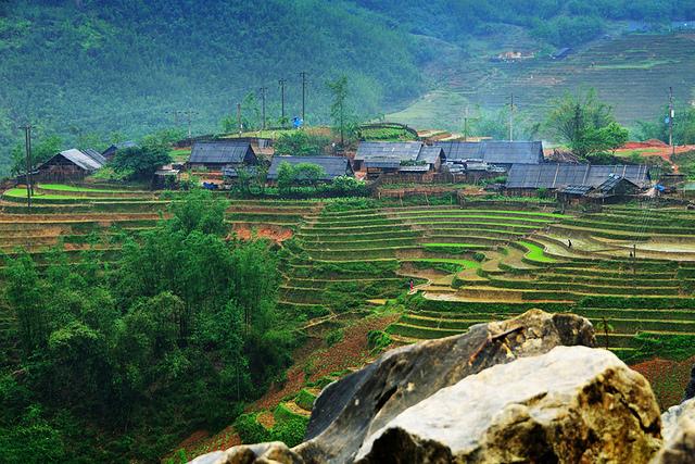 Spirit of Vietnam and Cambodia Tour - Ta Van Sa Pa