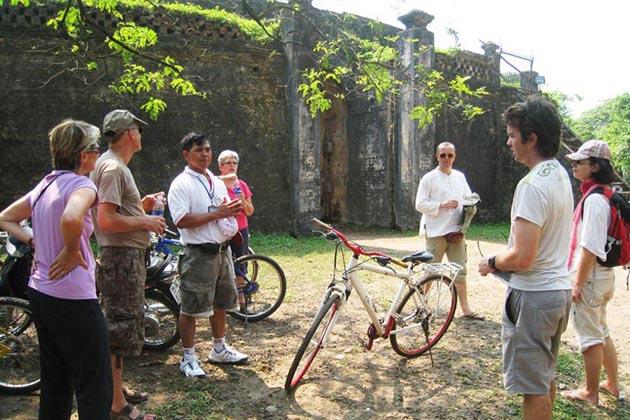 Spirit of Vietnam and Cambodia Tour - Thuy Bieu village