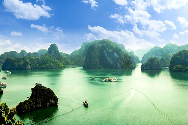 Wonder of Nature Halong Bay