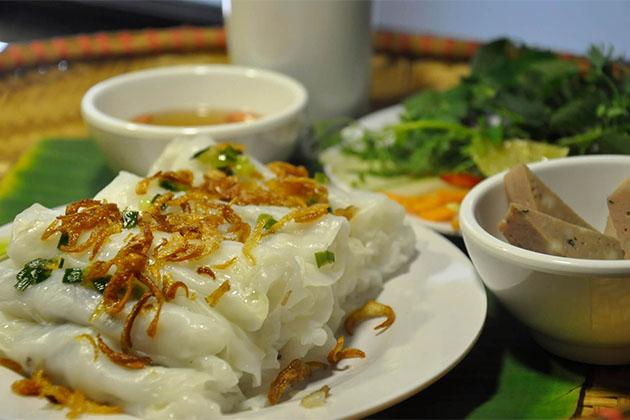 banh cuon hanoi street foods