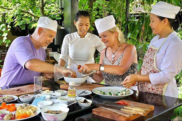 eco tour and cooking class in hoian