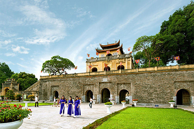 hanoi - the thousand year old capital in tour package to northern vietnam