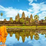 Angkor Wat exploration from Indochina Tours