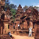 Banteay Srei Temple - Vietnam Cambodia Tour