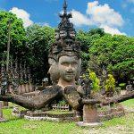 Buddha Park - Tour to Norh Vietnam Laos 11 Days