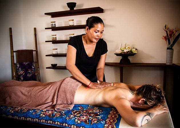 Cambodia Massage and Happy Ending