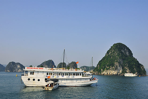 Cruise Halong Bay – Indochina Tours
