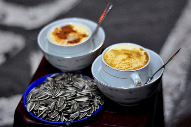 Egg Coffee Hanoi Vietnam Laos Tour 9 Days