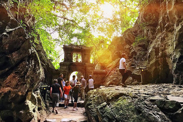 Explore Marble Mountains in Indochina Tours