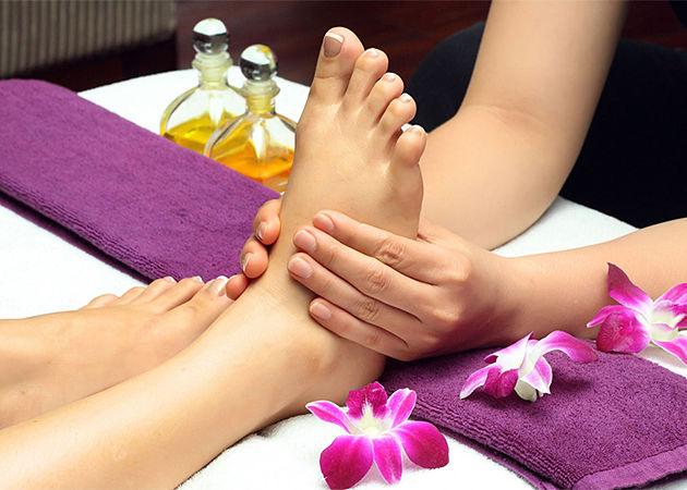 Foot Massage - Happy Ending Massage in Vietnam