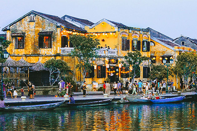 Hoi An Ancient Town - Vietnam UNESCO World Heritage