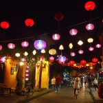 Hoian Ancient Town at night – Vietnam Cambodia Tour